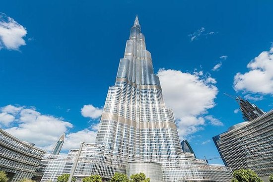 Burj Khalifa: Top (124 ° piano) e