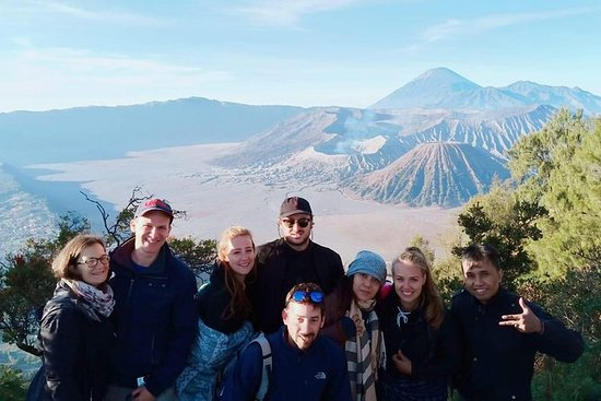 2Days - Bromo Sunrise Ijen Tour via...