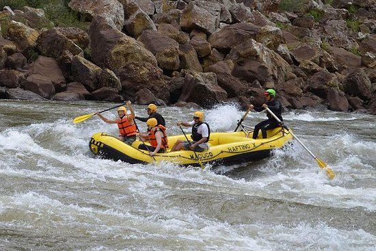 Macuco Safari + Rafting mit...