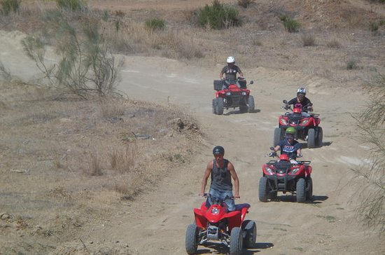 Quad Guided tours in Malaga