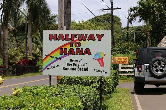 Private Halfway to Hana Tour