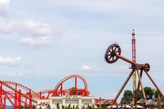 Krakow: Energylandia Amusement Park...