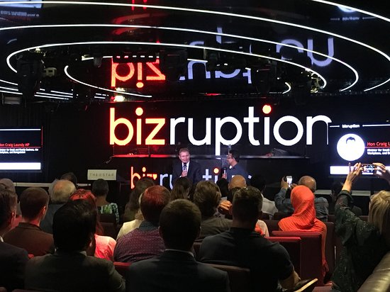 Bizruption @ The Star Marquee