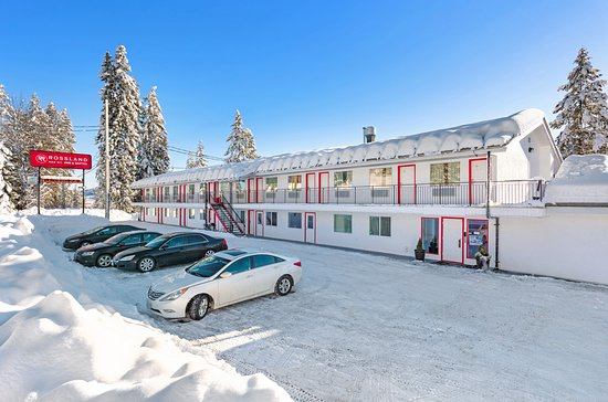 Rossland Red Mt. Inn & Suites