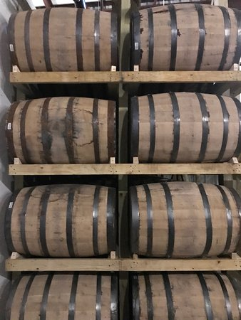 Forney, Τέξας: 53 gallon barrels with our 95 point rated whiskey