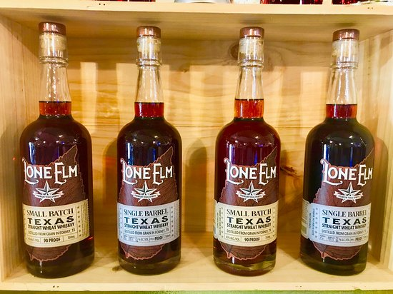 Forney, Τέξας: Our Whiskey