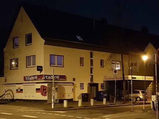 Stadioneck Leverkusen