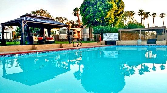 Coachella Car Camping - Review of Shadow Hills RV Resort