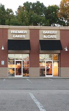 Premier Cakes Storefront