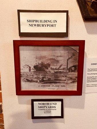 Custom House Maritime Museum: Shipbuilding in Newburyport