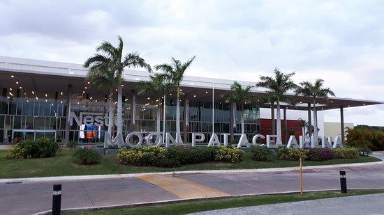 Moon palace arena.
