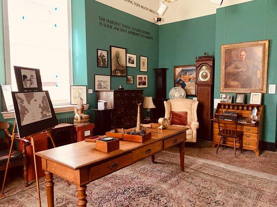 Custom House Maritime Museum: Second Floor