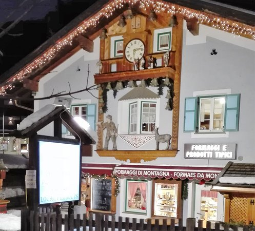 La casa del cucu