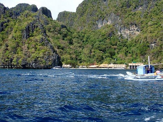 Matinloc Island Resort 遠望