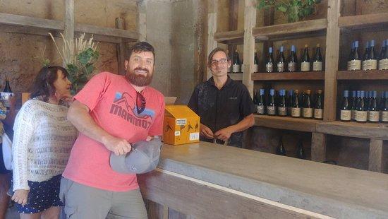 Alcohuaz Vineyards