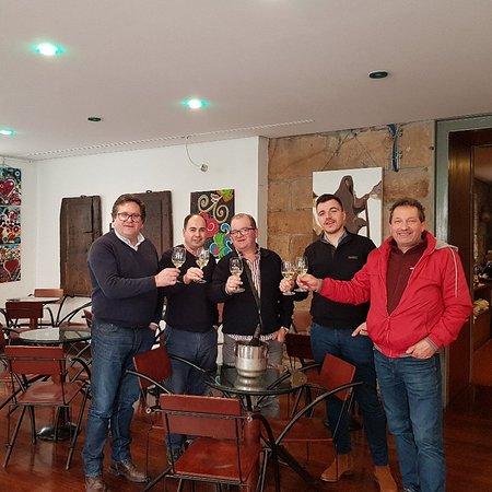 SOLAR do Alvarinho Melgaço com Manuel Correia vinhos do Douro