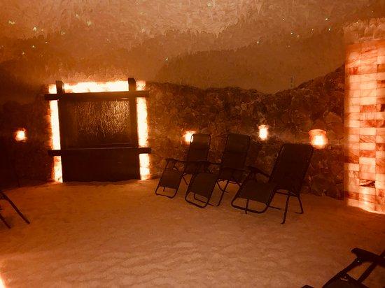 Salt Cave Natural Relief Centre