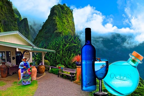 Iao Valley, Ocean Vodka and Lavender Farm Luxury tour with Stardust Hawai