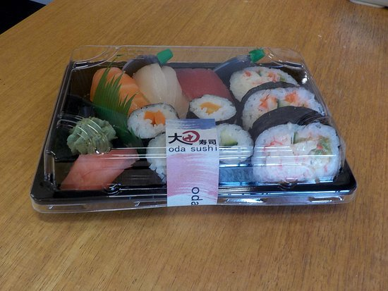 Oda Sushi : Small Mixed Box A
