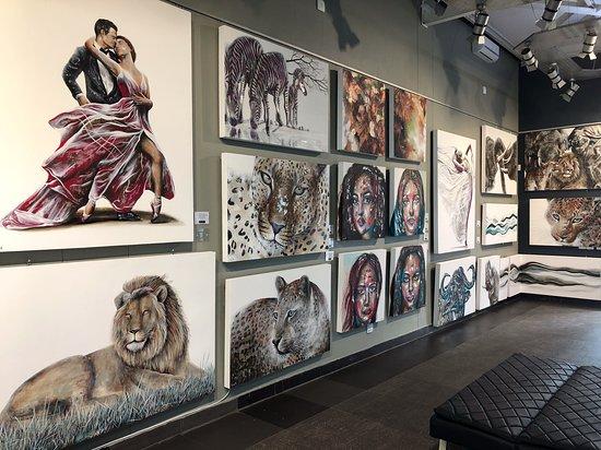 Senechal-Senekal Art Gallery
