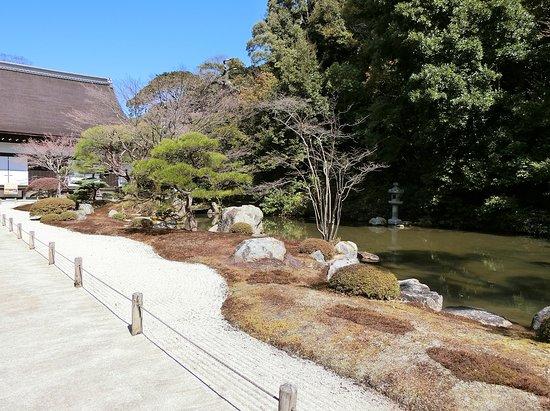 Chion-in Temple Hojo Garden