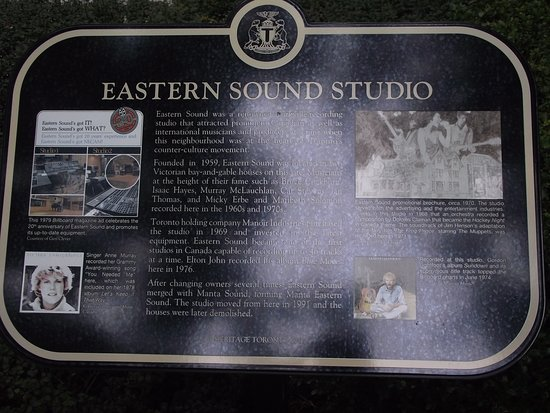 Eastern Sound Studio