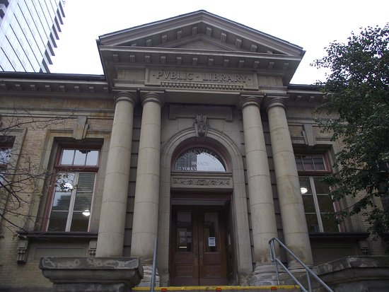 Toronto Public Library Yorkville