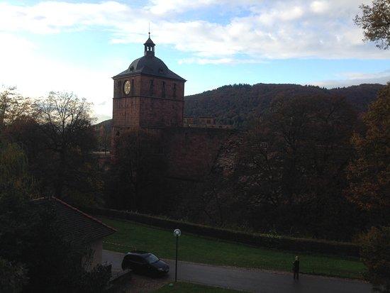 Schloss Heidelberg: еще одна башня