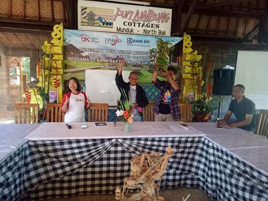 Puri Lumbung Cottages, Restaurant and Spa - Munduk Village: Orchids Conservation Project