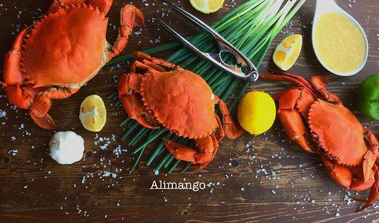 7 Fishes By Coco Veranda: Mud Crabs