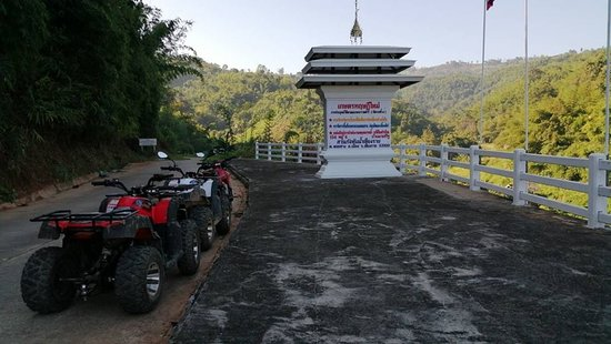 Chiang Rai, Thailand: F1: 1,200 baht: 1 hour  The aqua journey (Riding along the mountain, forest, river)