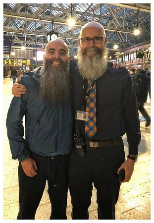 Glasgow Central Tours: Beards of the Railway