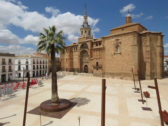 Manzanares, Hiszpania: Iglesia de la Asunción de Nuestra Señora (s. XVI)