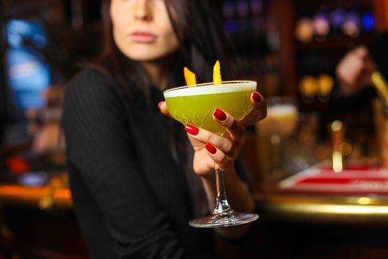 Душа і серце  бару - це, звичайно, коктейлі