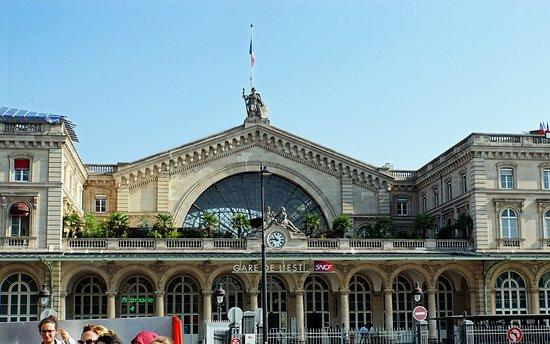 Gare de Paris-Est