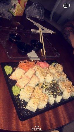 Pyyyszne sushi  🍣
