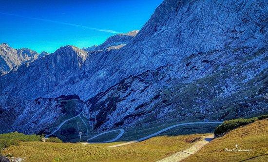 Alpspitz: Wanderung zur Alspitze.