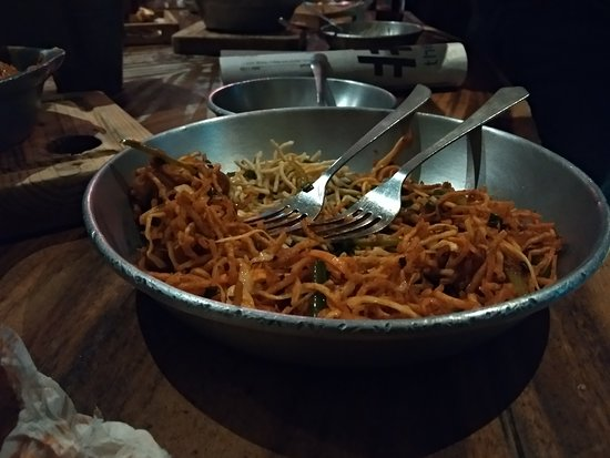 Koramangala Social: Food