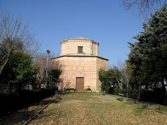 Belvedere Ostrense, Italy: Santuario della Madonna del Sole