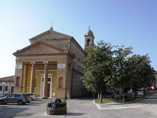 Belvedere Ostrense, Italy: Santa Maria della Misericordia