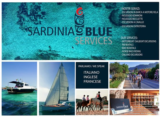 Sardinia Blue Services