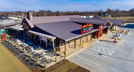 Flat Creek Republic is now open!