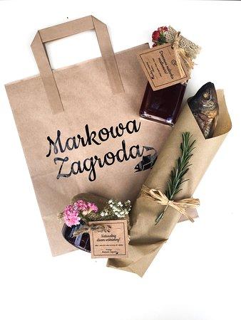 Mizerna, Lengyelország: Domowe przetwory w Markowej Zagrodzie!