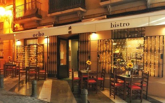 imagen Ocho en Málaga