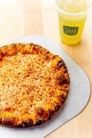 Saputo Mozzarella Cheese Pizza