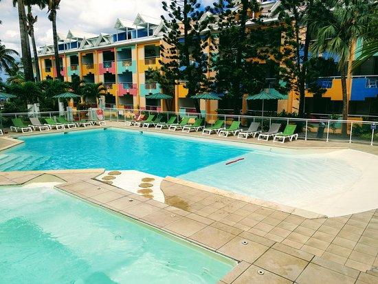 Canella Beach Hotel-Restaurant, hôtels à Grande-Terre Island