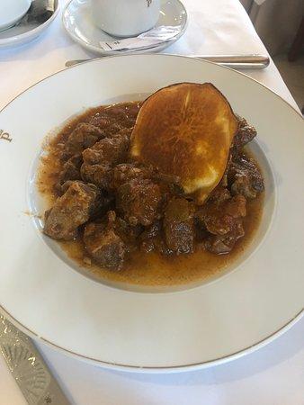 Dobre jedzenie przy Teide