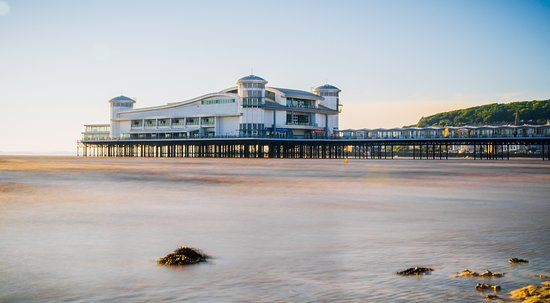 Weston-super-Mare, UK: The Grand Pier.