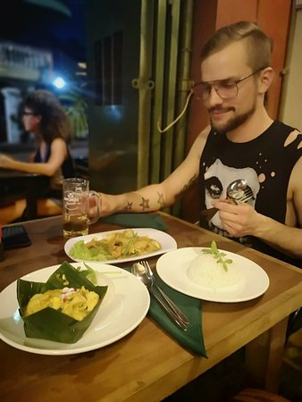 Ausgezeichnete Khmer Küche