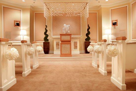 金银岛婚礼教堂